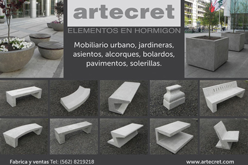 Artecret - Jardineras prefabricadas ...